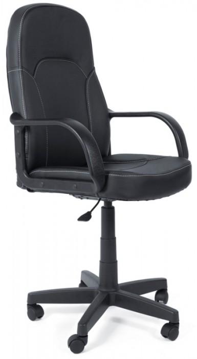 Кресло PARMA Парма черная экокожа