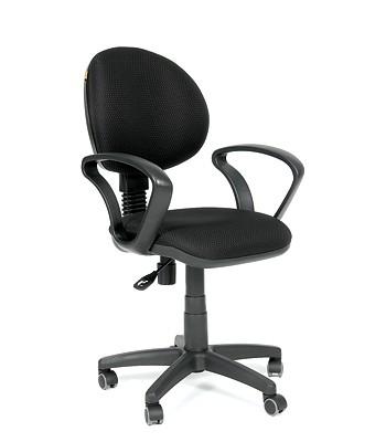 Кресло офисное CHAIRMAN 682 ткань TW-11 черная