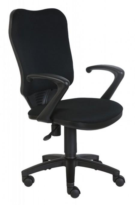 Кресло офисное CH-540AXSN ткань черная 26-28