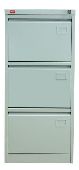 ПАКС КР-3 Картотечный шкаф с 3-мя ящиками
