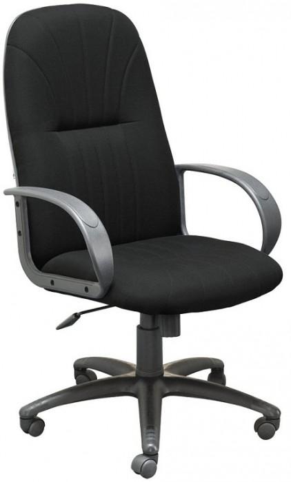 Кресло руководителя C-30 Efir Эфир ткань черная