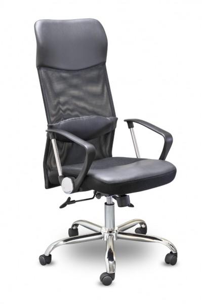 Кресло руководителя MC-040L Direct Long Директ Лонг (МС-040Л) ткань черная