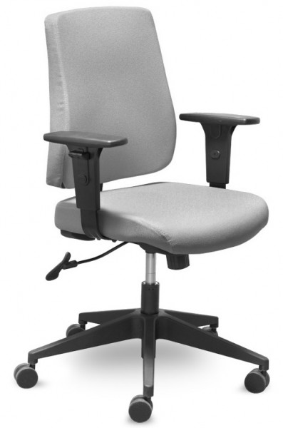 Кресло UN-1006PA SOLO Light СОЛО Лайт ткань темно-синяя