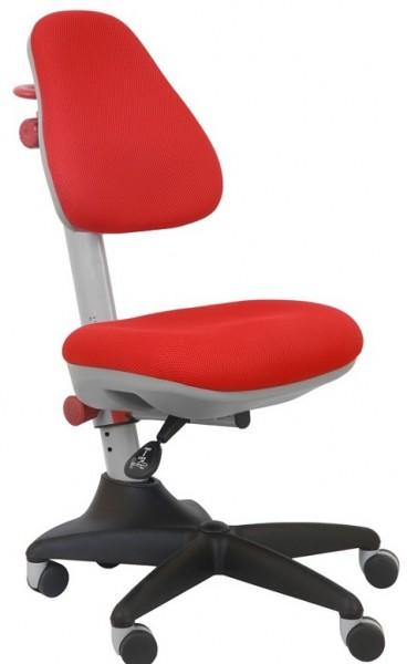 Бюрократ (BURO) Кресло детское KD-2 красное ткань TW
