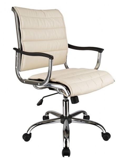 Кресло офисное CH-994AXSN бежевая экокожа