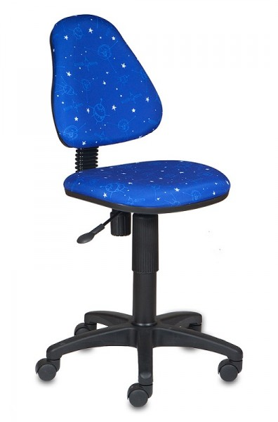 Кресло детское KD-4  ткань космос