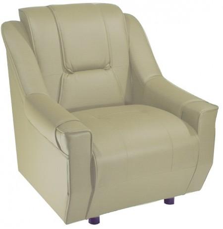 Кресло для отдыха Альфа искусственная кожа