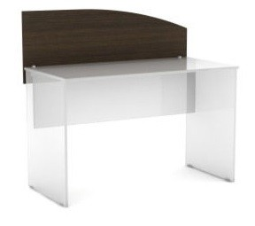 Экран SQ-1200 Simple Симпл для письменных столов