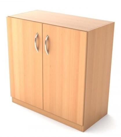 Шкаф низкий Simple Симпл легно светлый