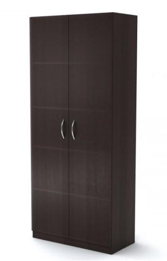 Шкаф широкий Simple Симпл легно темный