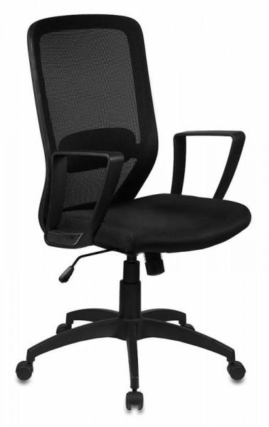 Кресло офисное CH-899 черная сетка, сиденье черное TW-11