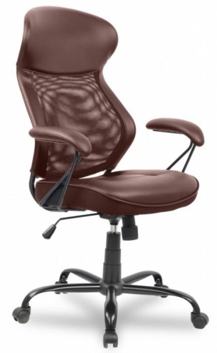 Кресло офисное College HLC-0370 сетка коричневая