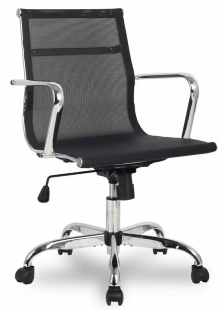 Кресло офисное College H-966F-2 сетка черная