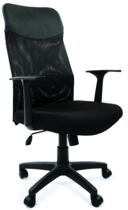 Кресло офисное CHAIRMAN 610 LT черная сетка