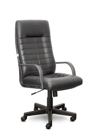 Кресло руководителяToledo Толедо кожа, пластик