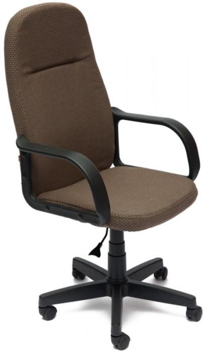 Кресло руководителя LEADER Лидер ткань бежевая