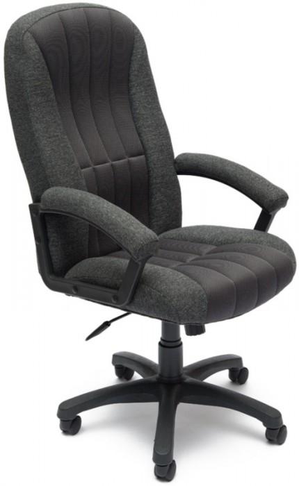 Кресло руководителя CH888, ткань серая, вставка TW