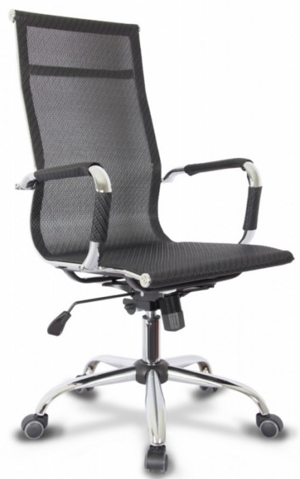 Кресло офисное College XH-633A сетка черная