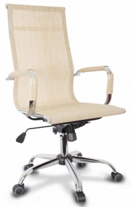 Кресло офисное College XH-633A сетка бежевая