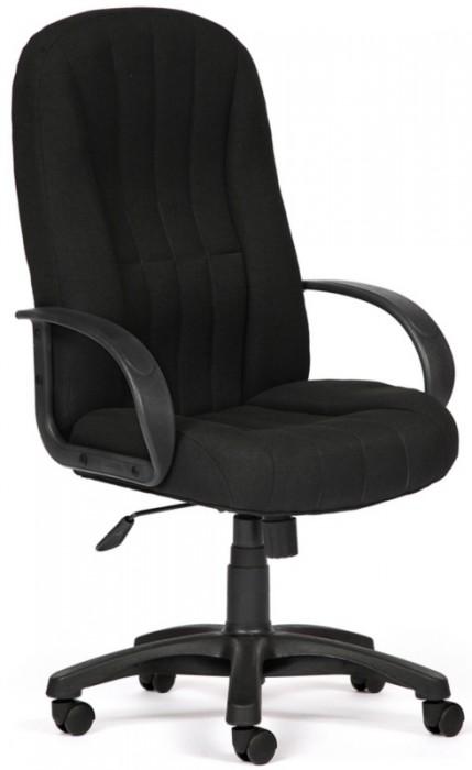 Кресло руководителя CH833, ткань черная