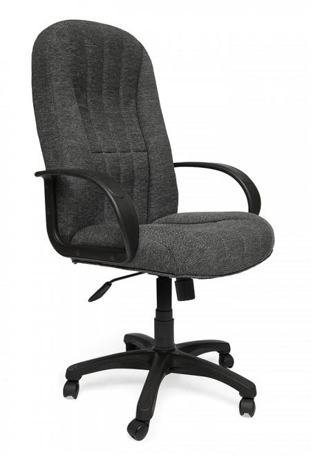 Кресло руководителя CH833, ткань серая