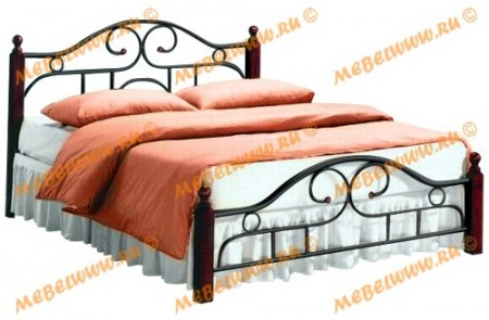Кровать 808 Double Bed 140*200