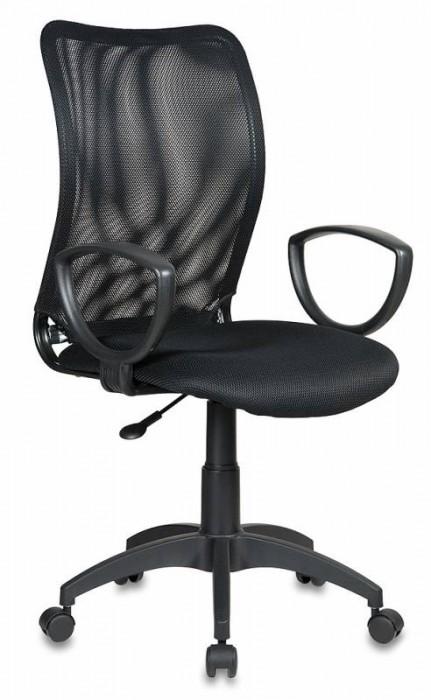 Кресло офисное CH-599AXSN Спинка черная сетка, сиденье черное