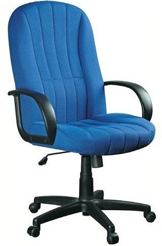 Кресло руководителя CHAIRMAN 685 ткань синяя