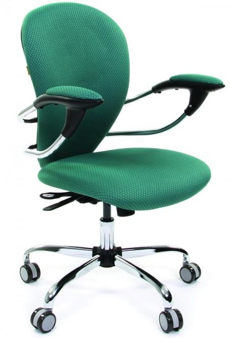 Кресло офисное CHAIRMAN 686 зеленое